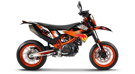 Stickers Red Bull Ktm 690 Smc by Howlingwolve Motocross Supermoto Enduro Complete Dekor