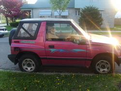 geo tracker sport utility convertible 2d page 25 view