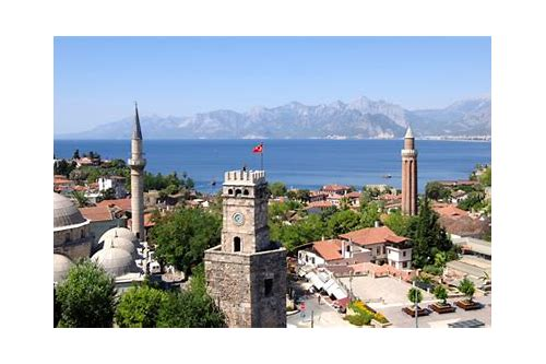last minute deals turkey antalya