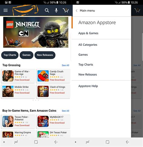 amazon underground app how to operate an android phone without google tech tips