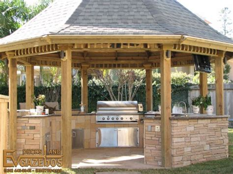 outdoor gazebo designs outdoor gazebo design with comfortable furniture