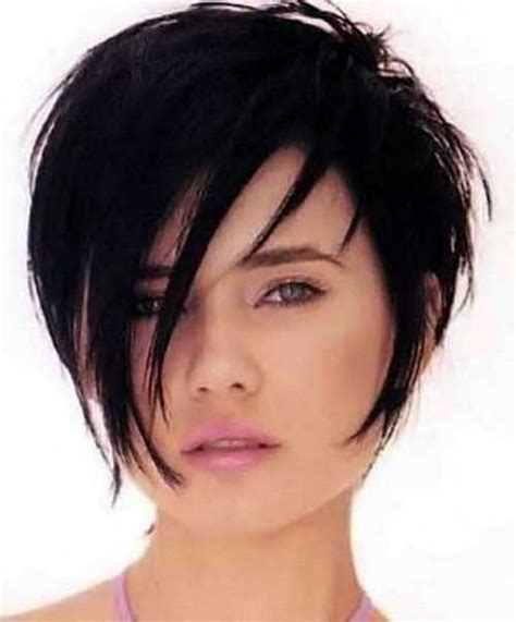 short haircuts for round face thin hair ideas for 2018 short hairstyles 2018 for round faces and thick hair