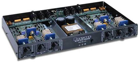 bryston   active stereo crossover network