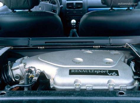 renault clio v6 engine bay renault clio v6 specs 2003 2004 2005 autoevolution