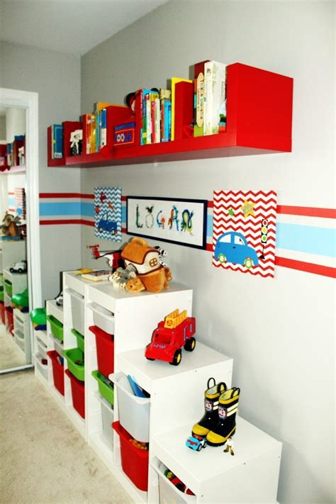 car truck theme toddler room ideas  space  call home