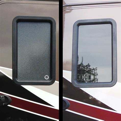 Rv Windows And Doors by Clear View Entry Door Window Kit Ross Rv Innovations