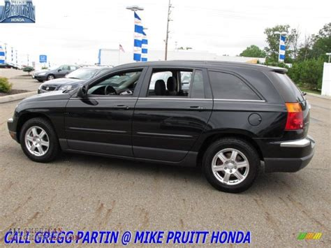2006 Chrysler Pacifica by 2006 Chrysler Pacifica Touring In Brilliant Black 913051
