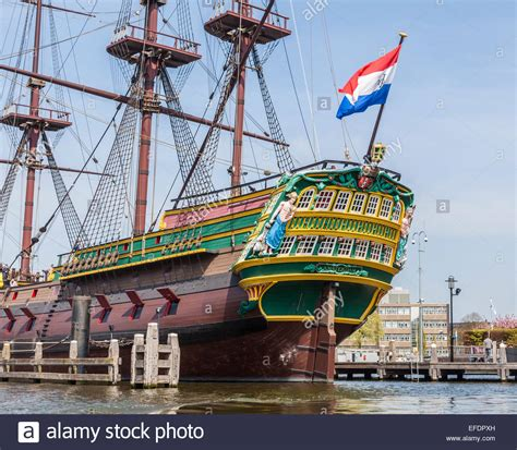 ship company ship of the dutch east india company stock photos ship