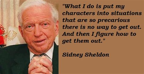 Best Selling Author Sidney Sheldon Dies by Image Gallery Sidney Sheldon
