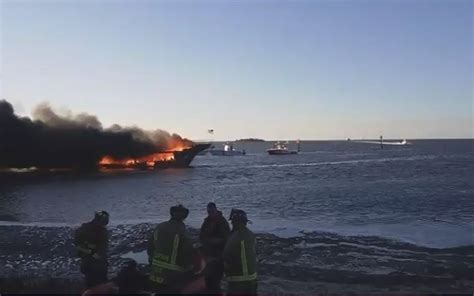casino boat fire death carrie dempsey cruise ship passenger tropical breeze