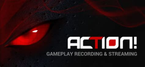 action! gameplay recording and streaming on steam