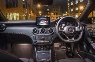 mercedes a class review 2017 autocar