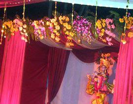 canvas decoration services mata ki chowki jagrata jagran