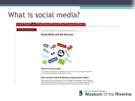 museum communication and social media the connected museum routledge research in museum studies books museum of the riverina social media presentation
