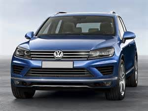 Underbody Lights New 2017 Volkswagen Touareg Price Photos Reviews