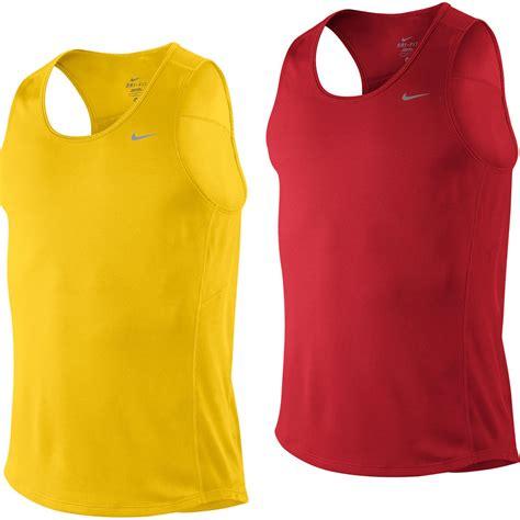Nike Singlet wiggle nike miler run singlet ss12 running singlets
