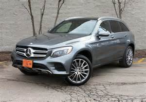 Who Wrote Mercedes Test Drive 2016 Mercedes Glc300 The Daily Drive