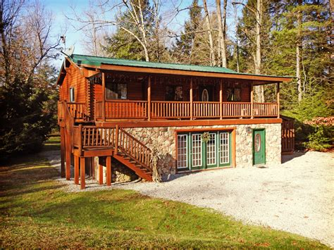Allegheny National Forest Cabins by Big Sky Cabin Cers Paradise Cground Cabins