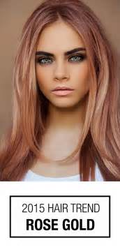 gold hair dye hair rose gold hair color this hair color trend isn t just for