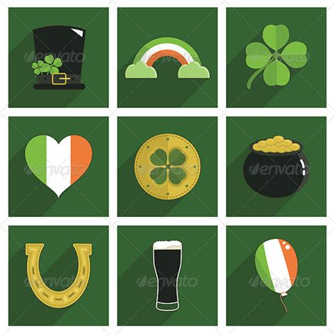 st s day items st patricks day decorations by mattasbestos graphicriver