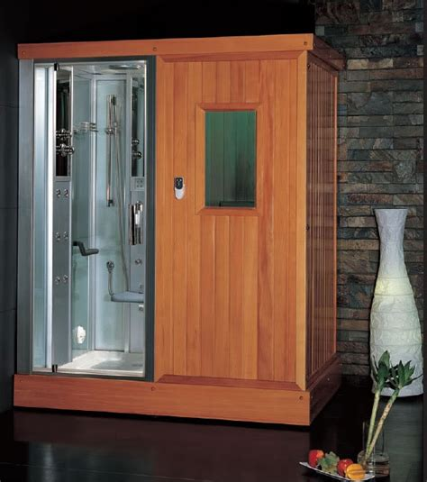 Sauna Shower Combo Bathrooms And Bedrooms Pinterest Bathroom Sauna Showers