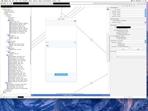 xcode swift autolayout ios xcode swift autolayout scrollview with dynamic label