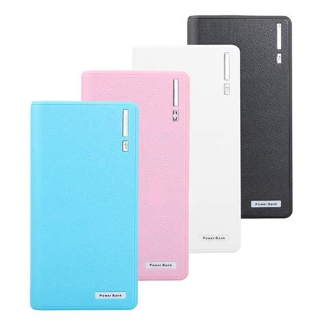 Power Bank Kekt 20000mah wallet design 20000mah power bank mobile charger for iphone tablet us 13 45 sold out