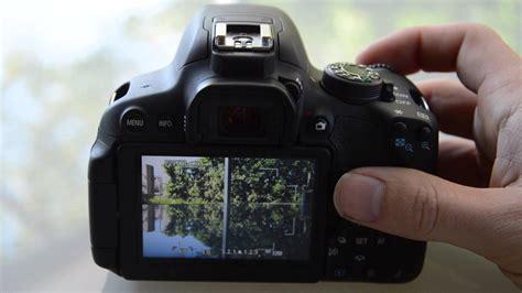 tutorial fotografi kamera dslr canon eos 700d tutorial youtube