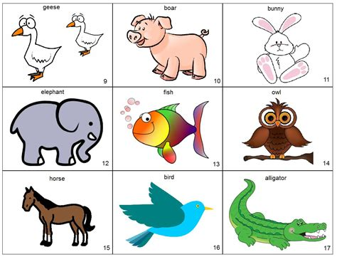printable animals for toddlers yoga groups omazing kids