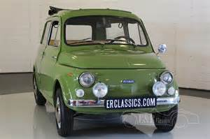 1973 Fiat 500 For Sale Fiat 500 1973 Station Wagon For Sale Classicdigest