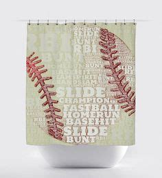 kids baseball curtains sports decor on pinterest boy rooms man cave and sport room