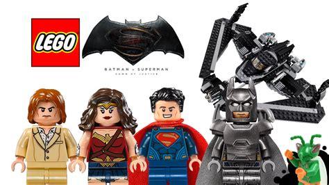 lego batman vs superman sets lego batman v superman sets my thoughts