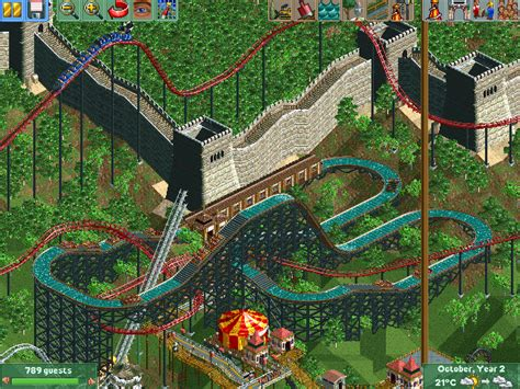 theme park world windows 8 rollercoaster tycoon 2 wacky worlds expansion game