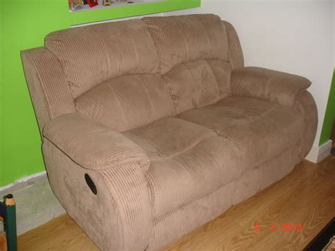 Fabric Recliner Sofas Sale Fabric Recliner Sofa 3 2 For Sale In Lusk Dublin From Aicha