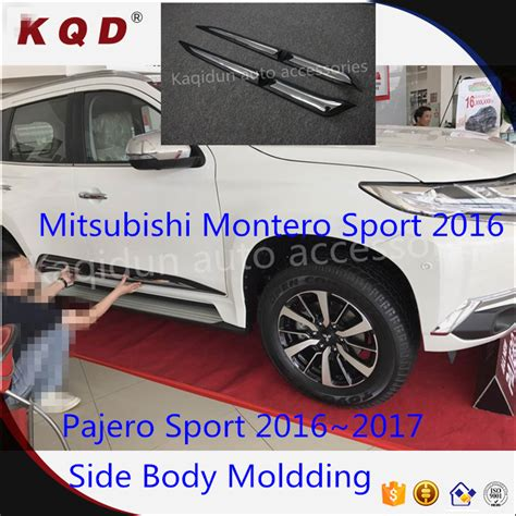 Liner Fender Depan Mitsubishi Pajero Sport 2016 Ori 1bu Limited tpo car trunk mat for mitsubishi pajero sport 2016 rear trunk mats for mitsubishi montero sport