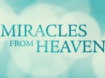 Miracles From Heaven Free Miracles From Heaven Showing Free Friday
