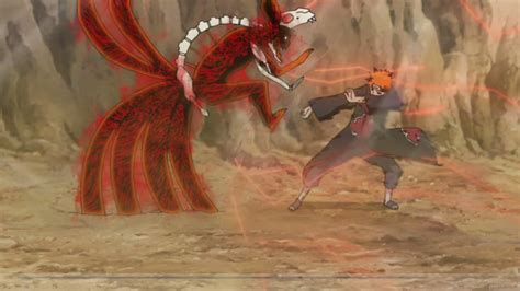 this is she vs this is her pain in the english naruto vs pain planetary devastation naruto shippuden