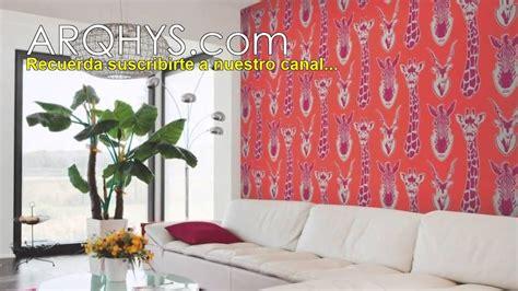 decorar paredes con telas ideas para decorar una pared con tela っ っ youtube