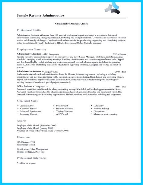 c level executive assistant resume sle 28 c level executive assistant resume best resume format