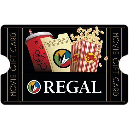 Regal Cinemas $25 Gift Card - Walmart.com $25 Gift Card