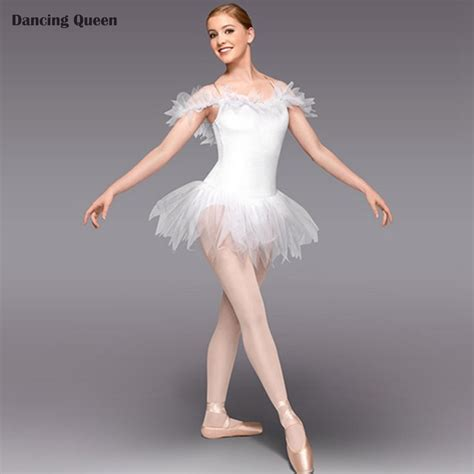 White Swan Dress white swan ballet costume