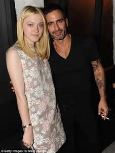 Marc Marc New Muse Miss Dakota Fanning by New York Fashion Week 2011 Marc Perfume Muse
