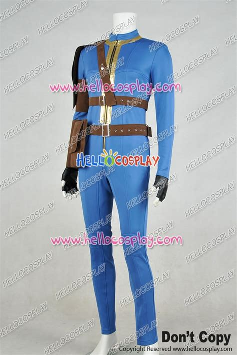 fallout 4 far harbor vault boy 111 cosplay costume female fallout 4 far harbor vault boy 111 cosplay costume full set
