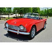 1962 Triumph TR4 For Sale  ClassicCarscom CC 835403