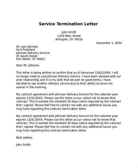 cancellation letter by builder 92 13 sle cancellation letters basic termination