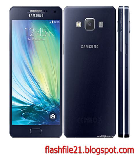 Samsung Galaxy A500g by Flash File 2015 Samsung A500g Galaxy A5 Dous Lte Firmwares Tested