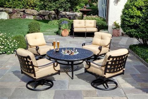 Patios In Bloom by Patios In Bloom Cast Aluminum Outdoor Furniture