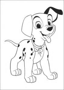 er puppies colouring pages