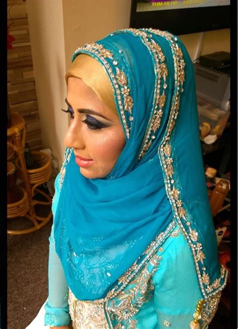 Simple Hijab Style With Dupatta