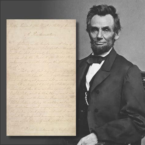 emancipation proclamation lincoln wpln news archive a chance to see the emancipation
